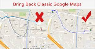 ogle maps petition tell bring back maps change org