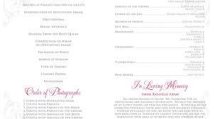 displaying graduation ceremony program template diy wedding u2022 2152