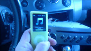 renault scenic ii audio aux mp3 ipod youtube