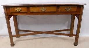 vintage style console table vintage style console table italian chestnut wood antique console