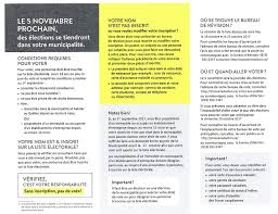 bureau carte assurance maladie élections municipales 5 novembre 2017 municipalité de