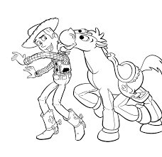 16 toy story woody coloring pages cartoons printable coloring