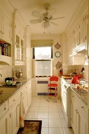 Images Of Small Galley Kitchens Galley Kitchen With Shabby Chic Idea Kitchen With Shabby Chic