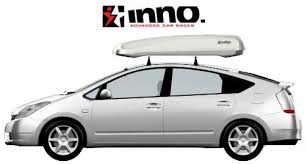roof rack for toyota prius 2004 2009 toyota prius inno roof rack system sigma automotive