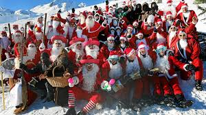 strange christmas traditions from around the world the lone