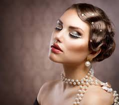 long hairstyle for cocktail party cocktail party hairstyles for