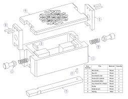 Free Wood Lathe Project Plans by Diy Make Simple Wood Puzzle Box Plans Plans Built Ebay Wood Lathe