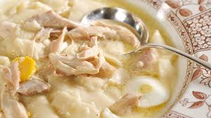 old fashioned chicken and dumplings recipe martha stewart