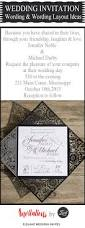 20 popular wedding invitation wording u0026 diy templates ideas