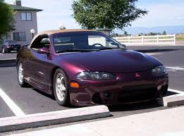 mitsubishi eclipse spyder modified http