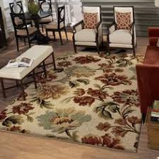 Allen Roth Area Rug Allen Roth Area Rug Jute Chenille Herringbone Rug Natural Ivory