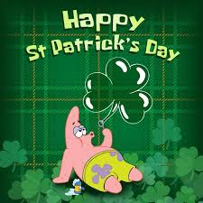 St Pattys Day Meme - a happy st patrick s day spongebob squarepants know your meme