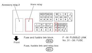 fx35 fuse box wiring diagrams