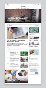 nikau theme u2014 wordpress com