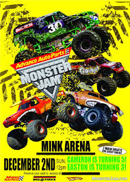 monster truck jam party supplies the crazy chaotic house monster jam party