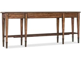 hooker furniture console table hooker furniture living room accents skinny console table with 2