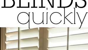 Best Way To Clean Venetian Blinds Clean Window Blinds Quickly Step Ideas How To Easily Steps With