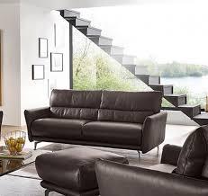 canapé confort canapé 2 places design en cuir beau confort