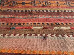 Cheap Tribal Rugs Striped Tribal Kurdish Kilim Rug U2013 Bosphorus Rugs