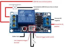 24v 1 channel self lock relay module for arduino avr pic june