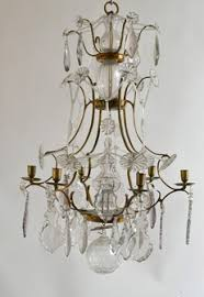 Swedish Chandelier Swedish Rococo Chandelier Made Ca 1760 Image 1 Gustavian