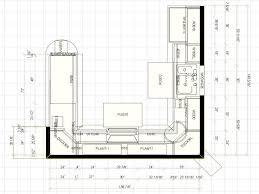 u shaped kitchen floor plan u shaped kitchen floor plans design desk design best small u
