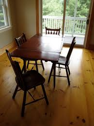 Maple Dining Room Table And Chairs 20 Best Cushman Images On Pinterest Colonial Furniture