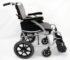 Transport Chairs Lightweight Karman S 115 Tp Light Transport Wheelchair Companion Wheelchair