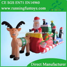 santa claus in deer cart santa claus in deer cart suppliers and