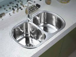 Designer Kitchen Sinks Clean Stainless Steel Kitchen Sink Design Information About Home