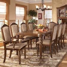 Ashley Furniture Dining Room Furniture Tips Choosing Ashley Furniture Plano Dining Room Set