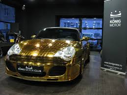 porsche gold buy a gold scaly porsche 996 turbo cabriolet for 61 000