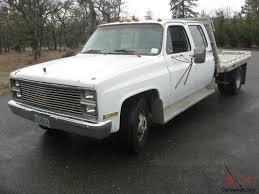truck gmc chevrolet chevy 454 c 30 1 ton flatbed dually pickup truck gmc