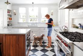 Kitchen Designers Boston 1920s Sensibility In A Winchester Kitchen The Boston Globe