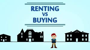 Best Time To Rent A House Renting Vs Buying A House Youtube