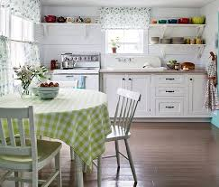 Kitchen Cabinets Cottage Style Farmhouse Style Interiors Ideas Inspirations Open Shelves