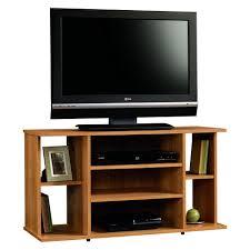 Bookcase Tv Stand Combo Amazon Com Sauder Beginnings Tv Stand Highland Oak Kitchen U0026 Dining