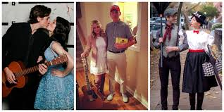 Unique Couple Halloween Costumes 50 Cute Couples Halloween Costumes 2017 Ideas Duo Costumes