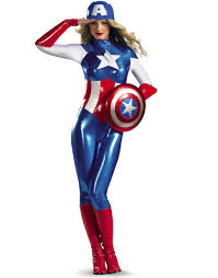 Super Hero Halloween Costumes Captain America Superhero Fancy Dress Halloween Costume