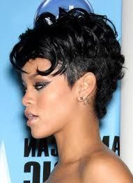 best rihanna short decent hairstyles best hairstyles for big