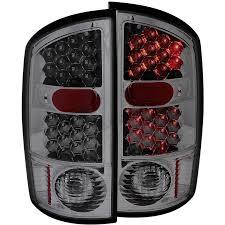 Cheap Tail Light Assembly Amazon Com Anzo Usa 311018 Dodge Ram Black Led Tail Light