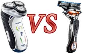 electric shaver is better than a razor for in grown hair shavers vs razor blade