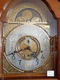 Emperor Grandfather Clock Grandfather Clock Face Vintage Items For The Home Pinterest