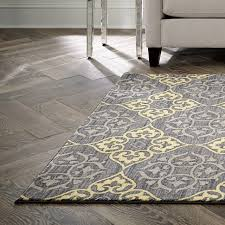 Black And Brown Area Rugs Area Rugs Magnificent Bold Design Gray And Yellow Area Rug Brown