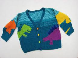 knitting pattern dinosaur jumper 10 more free dinosaur patterns to knit grandmother s pattern book