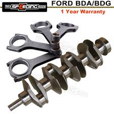 foto bdg land rover crankshaft connecting rods kit for ford kent x flow lotus