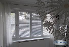 white perfect fit venetian blinds harmony blinds of bolton and