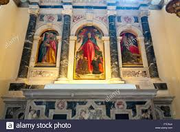 chiesa di santa maria formosa interior art paintings by