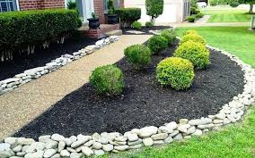 Bush Rock Garden Edging 30 Brilliant Garden Edging Ideas You Can Do At Home Garden