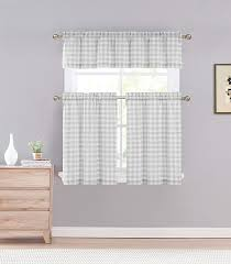 Modern Kitchen Curtains Kitchen Nice Kitchen Curtains With Brown Wooden Floor And French